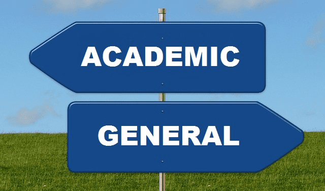What Is The Difference Between IELTS (General) & IELTS (Academic)