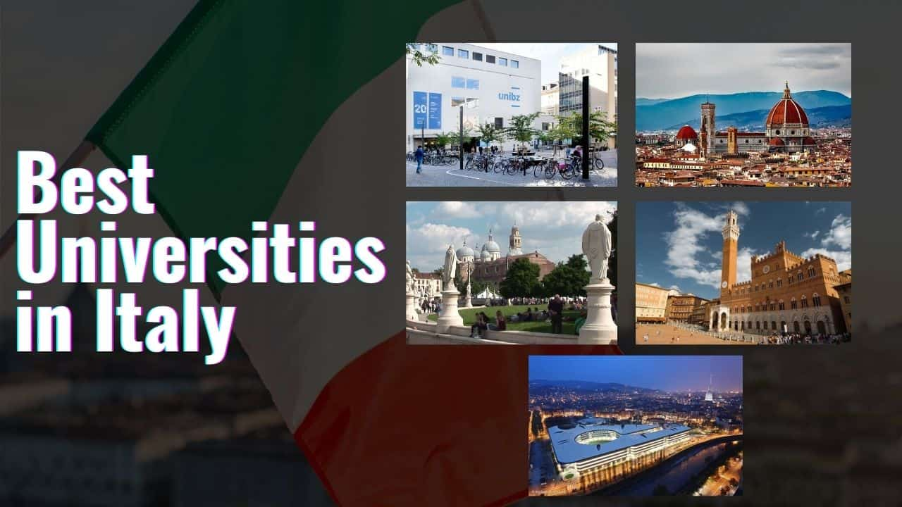 Top Universities to Study in Italy