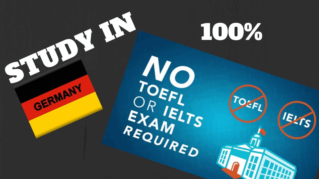 Is IELTS Compulsory for German Students Visa?