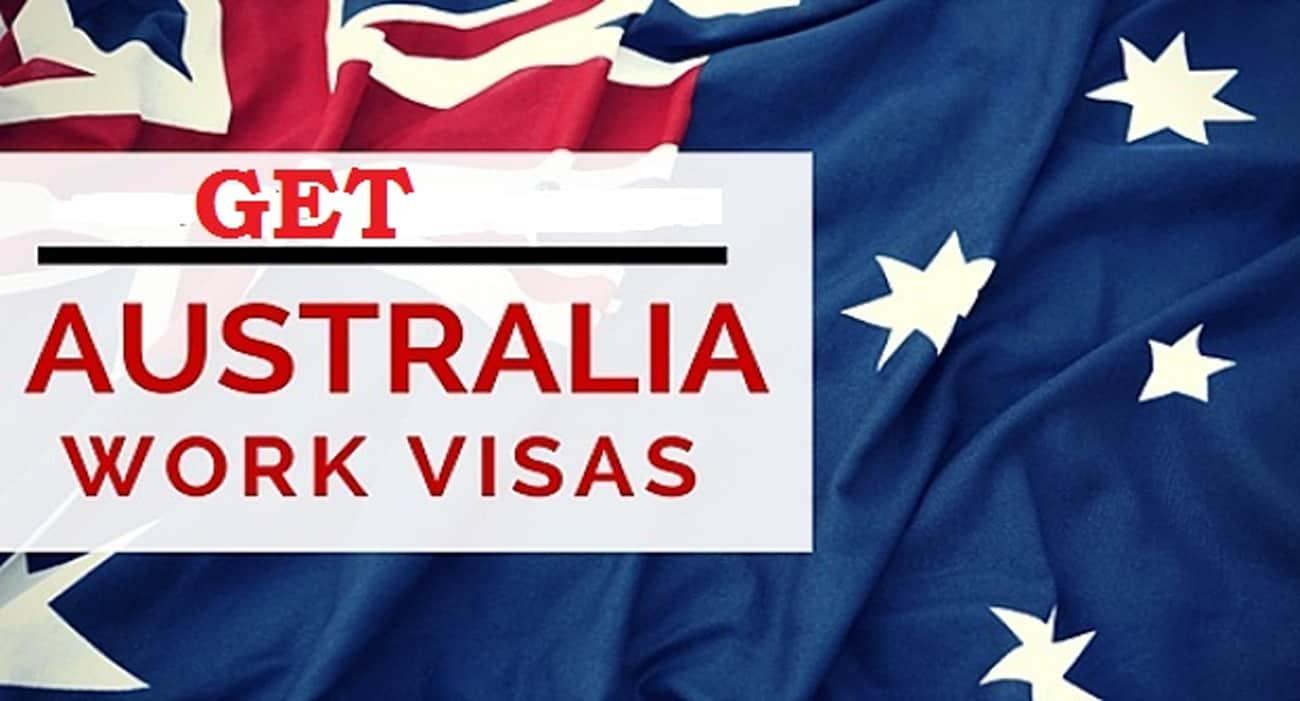 work visa for australia